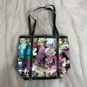 Mickey and Minnie Mouse Vintage Purse